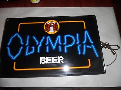 olympia beer signs for sale