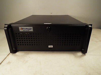 """19"""" Server Chassis 4U Rack Mount Case with Power Supply & P4 3Ghz 1GB RAM"""