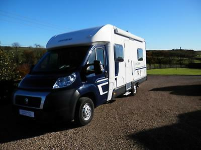 Swift Escape 644, 4 berth, rear fixed bed, motorhome for sale