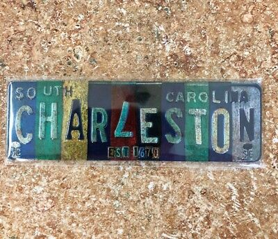 NEW-Charleston South Carolina Magnet