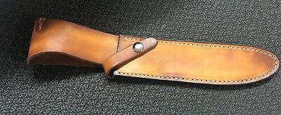 Custom Leather Sheath 1040