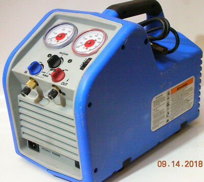 Promax Model RG6000 Refrigerant Recovery Machine