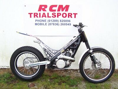 2014 Sherco St 200 Trials Bike Rare Great Condition Finance Available