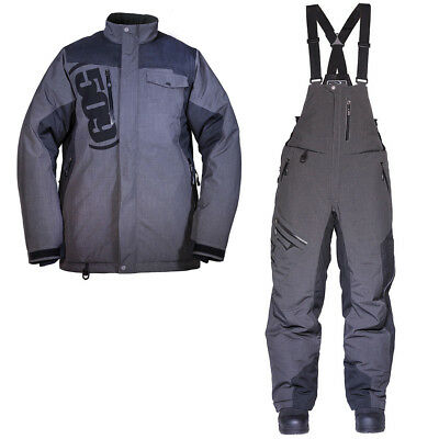 509™ Range 5Tech Insulated Black Ops Men's Snowmobile Suit (Jacket & Bibs)