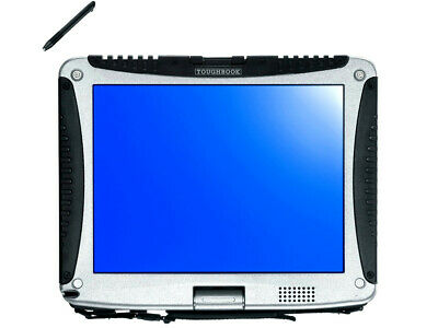 Panasonic Toughbook CF-19, MK2, Core2Duo U7500, 1.06GHz, 2GB, 120GB, Top Angebot