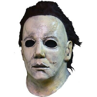 Michael Myers Mask - Officially Licensed Halloween 6 Overhead Latex Mask * NEW