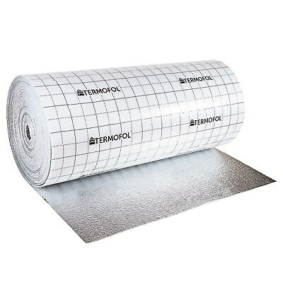 Insulation 5mm 3mm Laminate Carpet Perfect Underlay Underfloor Heating Film
