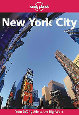 Conner Gorry, New York City (Lonely Planet City Guides), Paperback, Very Good Bo