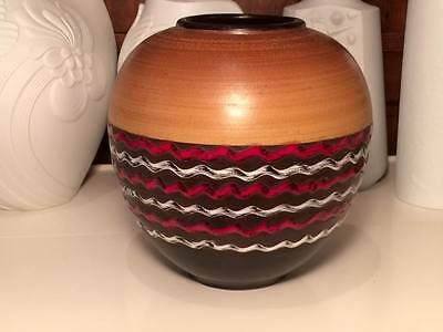 Mid century Dumler Breiden 188/18 ceramic vase made in Germany