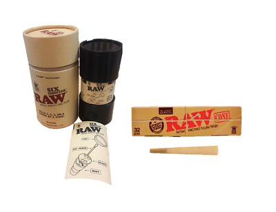 RAW Six Shooter, Cone Filler