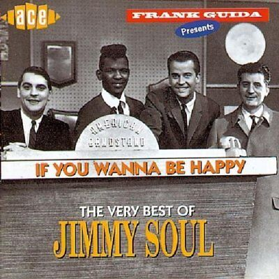 Jimmy Soul-If You Wanna Be Happy (US IMPORT) CD NEW