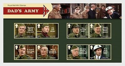 GREAT BRITIAN 2018 Dad's Army - Presentation Pack