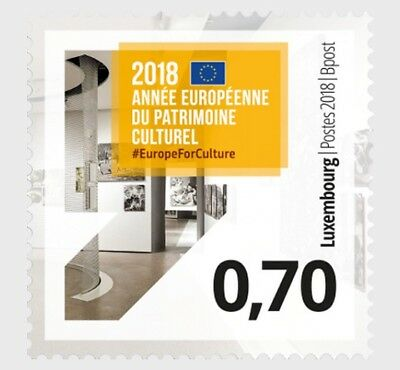 LUXEMBURG 2018 issues first 6 months 2018 10 issues 16 stamps 1 minisheet