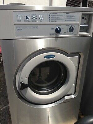 wascomat 30lb washers 3 phase (certified used with a warranty)