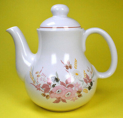 Boots Hedge Rose 4 Cup Teapot