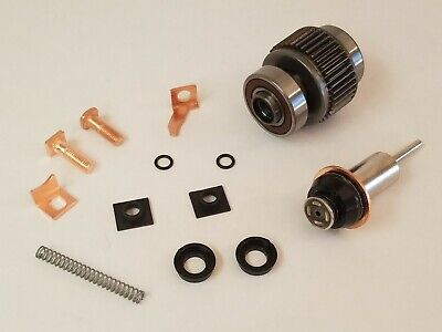 Big Dog Motorcycles Starter Clutch & Solenoid Rebuild Kit - 2005-11 (ALL MODELS)
