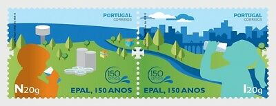 PORTUGAL  2018 issues APRIL AND MAI  2018 7 issues 15 stamps 6 sheets