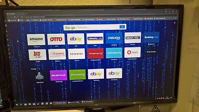 "Samsung Monitor S27E390H LED-Display 68,58 cm (27"")"