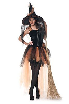 Hexen Kostüm- Hallow's Eve Witch- Damen Gr. M (Medium)