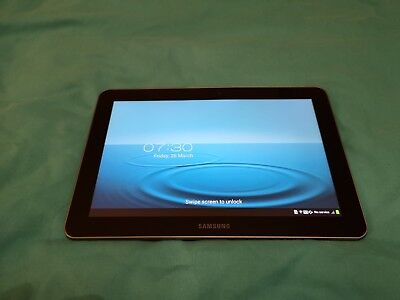 SAMSUNG P7500 GALAXY Tab 10 1 3G 32GB Wi-Fi Unlocked Tablet in Black