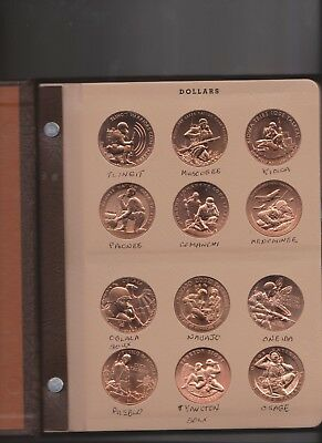 27 WW1 and WW2 Code Talkers Bronze Medals