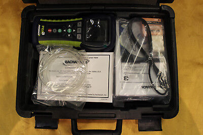 Bacharach PCA 3 PCA3 24-7324 Portable Combustion Analyzer
