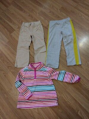 Girl's Clothing Lot Size 4t (GUC) 3 Pieces