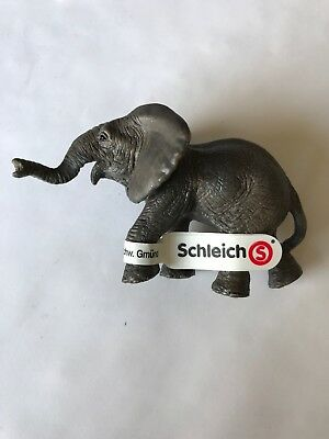 Schleich D-73508 Baby Elephant wildlife Figure toy Brand NEW with Tag