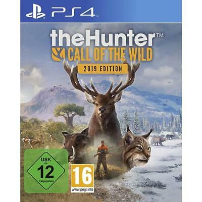 Playstation 4 - The Hunter - Call Of The Wild - Edition 2019 (ps4) [DE-Vers NEU