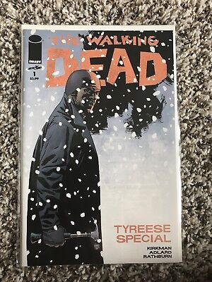 THE WALKING DEAD #1 Tyreese Special (2013)