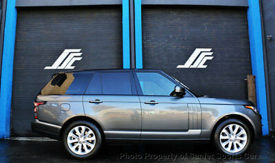 2016 Land Rover Range Rover 4WD 4dr HSE 2016 Land Rover Range HSE Supercharged Pano Financing Available Trades
