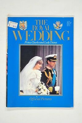 The Royal Wedding - Prince Charles & Lady Diana - Official Photos