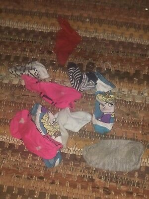 A Bunch Of Old Socks