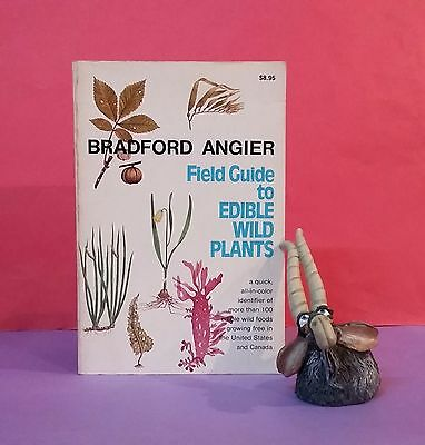 Bradford Angier: Field Guide to Edible Wild Plants/USA, Canada/botany/wild foods