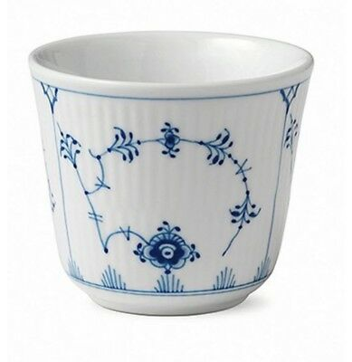 Royal Copenhagen Fluted Plain Thermal Cup in Blue