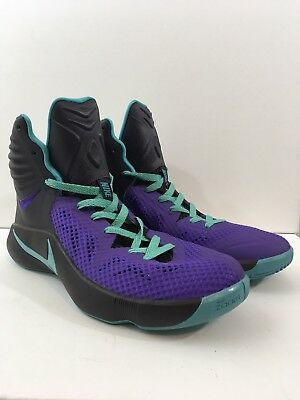 9719e6b55753 Mens nike hyperfuse size purple black turquoise basketball shoes jpg  300x400 Hyperfuse 2014 purple
