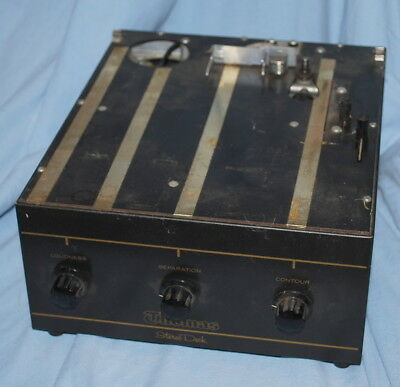 Thompson stereo deck 8 Track Cart Radio Station - Vintage Electronics