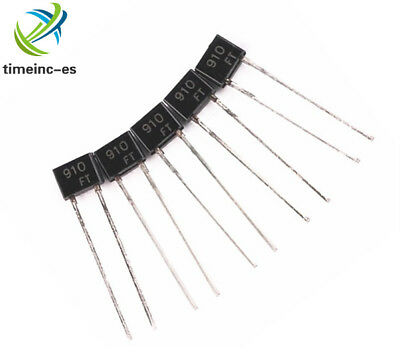 50PCS NEW BB910 Varactor Diode Varicap TO-92S Diode Bb910 Dip IC Develope NEW