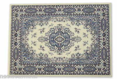 """1:24 Scale Area Rug approximately 3 7/8"""" x 5 3/8"""" - 0000526"""