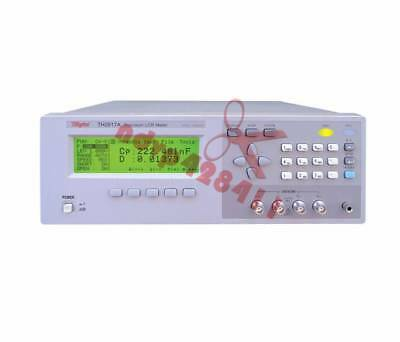 TH2817A Precision Digital LCR Meter Basic Accuracy 0.05% 50Hz-100kHz Frequency