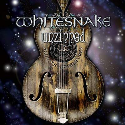 Whitesnake Cd - Unzipped (2018) - New Unopened - Rock - Rhino