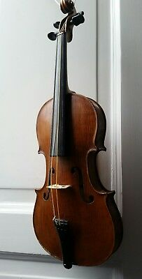 Beautiful ancient violin-alte geige