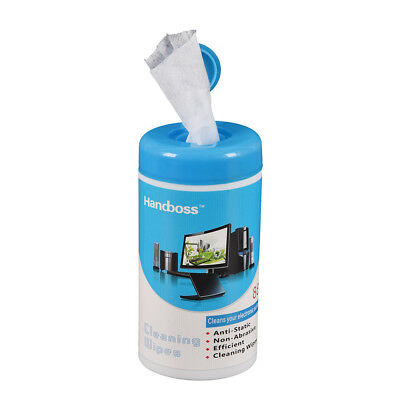 88X Soft Laptop Computer Monitor LCD TV Phone Screen Lens Glass Cleaning Wipes&