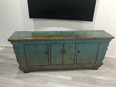 Chinese Buffet Cabinet In Excellent Condition