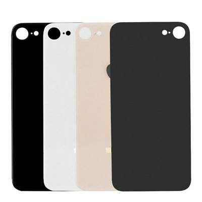 Rear Battery Glass Cover Housing Back Door Replacement For iPhone X 8 8 Plus New