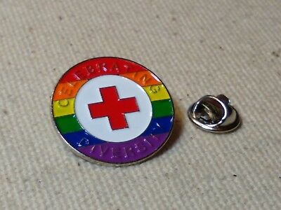 2015,  The American Red Cross Celebrating Diversity pin