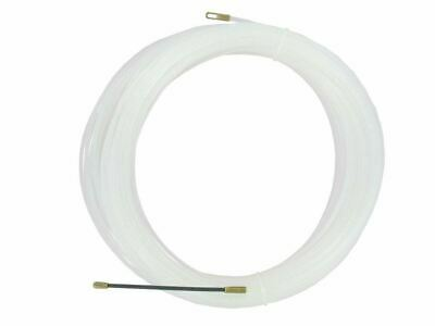 Flexible Draw Tape Electrician Fish Tape Nylon Cable Puller 10 20 30 Metre