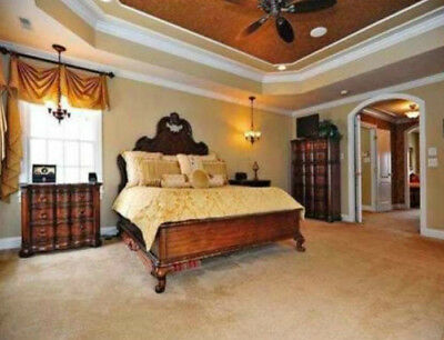 12 000 Thomasville Furniture Hills Of Tuscany Complete 6 Piece King