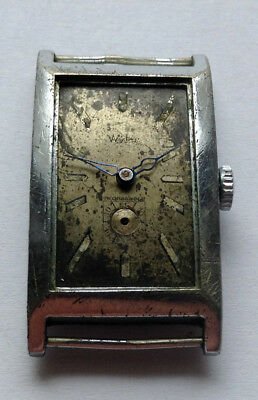 WYLER  - vintage man's SWISS watch - SWISS MADE - about 1930 - ART DECO