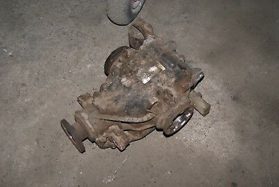 7526158-04 DIFFERENTIAL HINTEN BMW 320 CD E46 2.0 110KW 3P D 6M (2004) Diff